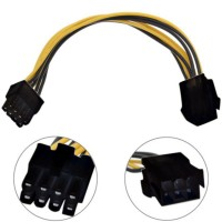 KABEL POWER 6 PIN TO 8 PIN VGA PCI EXPRESS