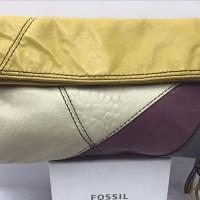 Fossil Fifty Four Maddie Clutch Purple Dompet Wanita Original W248