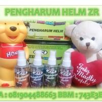 Jual Pengharum Helm ZR 4 aroma Murah