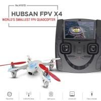 Hubsan H107D FPV X4 RC 5.8Ghz 4.3 Inches Screen Quadcopter WiFi HD Cam