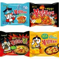 Jual Mie Ramen Samyang Cheese Keju, Cool Dingin, Spicy Hot atau Stew Kuah Murah