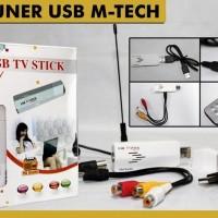 Jual TV TUNER USB STICK MTECH  / TV TUNNER USB STICK MODEL 380 Murah