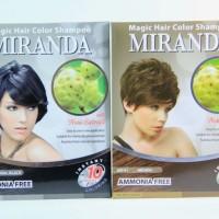 Miranda Magic Hair Color Shampoo