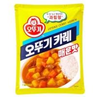 Ottogi Curry Hot Powder 100gr - Bumbu Kari Pedas Bubuk Korea Import