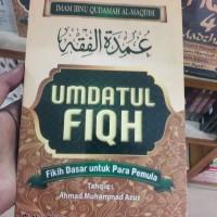* Umdatul Fiqh oleh Imam Ibnu Qudamah Al-maqdisi