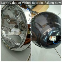 harga Lampu depan scopio vixion rx king new Tokopedia.com