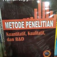 METODE PENELITIAN Kuantitatif,Kualitatif,dan R&D