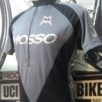 harga Jersey Gowes Mosso [Abu-abu] / Jersey Sepeda Tokopedia.com