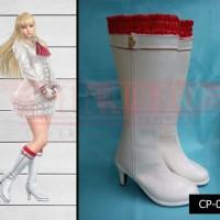 Harga sepatu cosplay tekken 6 lili   Pembandingharga.com