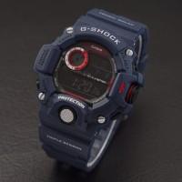 Casio G Shock Gw 9400 Rangeman Biru Dongker Navy Gshock Gw9400