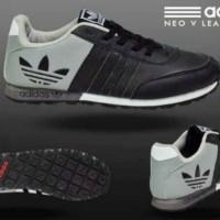 Sepatu Olahraga Adidas Neo Racer Pria Kets Casual N2