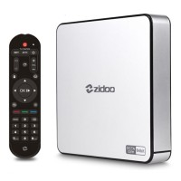 Zidoo Smart TV Box X6 Pro 4K Media Player