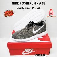 Nike Rosherun Men's - Abu Putih | Sepatu Nike | Nike Rosherun Abu Putih