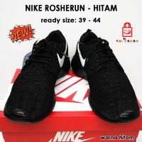 Nike Rosherun Men's - Hitam | Nike Hitam | Rosherun Nike | Sepatu Nike