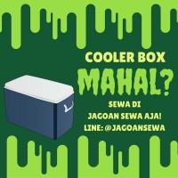 harga SEWA Cooler Box 35 Liter Paket 1-2 Hari Tokopedia.com