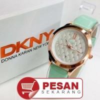 Jam Tangan DKNY Kulit Hijau [Murah]
