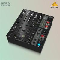 Behringer DJX750 (Alat DJ, Mixer DJ Profesional, 5-Channel, Effects)