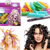 Jual Magic Leverag Curly Salon Roll Keriting Rambut Fashion akesoris wanita Murah
