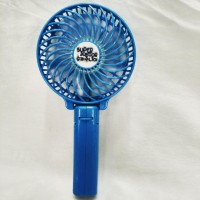 Kipas Angin KPOP Super Junior Portable Mini Handy Fan