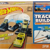 harga Hot Wheels Track Builder Spin Launch Tokopedia.com