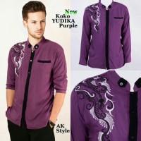 kemeja koko judika purple