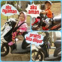 Kursi Bonceng Boncengan Anak Motor Bebek atau Matic