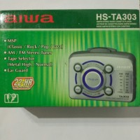Walkman Aiwa HS - TA 303 / Stereo Radio Cassette Player