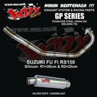 harga knalpot WRX GP series FU type Race Tokopedia.com