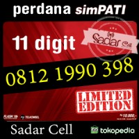 Telkomsel Simpati Nomor Cantik 0812 80000 390 Daftar Harga Termurah Source · Nomor Cantik simpati 11