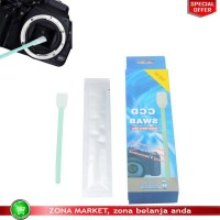 harga CCD Swab Wet Sencor Cleaner/Pembersih Sensor Tokopedia.com
