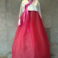 hanbok baju adat / tradisional korea hanbook hanbokh hambok