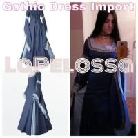 Gothic Dress Import
