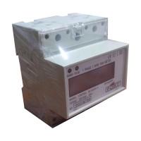 KWH Meter Digital (LCD) Single Rate / Tarif FORT XTM75SA 1 Phasa