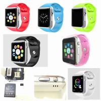 Jam Tangan iWatch U10 Smart Watch Touch Screen + Gsm Smartwatch Jam Hp