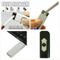 KOREK API ELEKTRIK USB SUPERMAN RECHARGEABLE LIGHTER