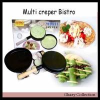 Crepe Pan Bistro / Multi Creper Pan Bistro / Wajan Kwalik Bistro Murah