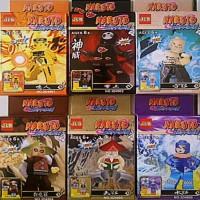 Lego Naruto Set