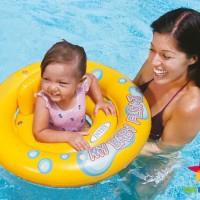 INTEX My Baby Float Bayi Double Ring | Ban Pelampung Renang | 67 cm