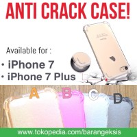 Jual Anticrack Case / Anti Crack Case / Anti Shock Case For Iphone 7/7 Plus Murah