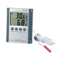 Jual Alat Ukur Suhu & Kelembaban NEW MODEL Hygrometer Thermometer Digital Murah