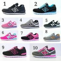 New Balance 574 ( Sepatu newbalance sepatu olahraga sepatu zumba dance