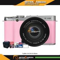 Fujifilm X-A2 Kit 16-50mm Paket Gebyar