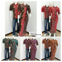 Batik Sarimbit Pasangan Gentong BIGSIZE