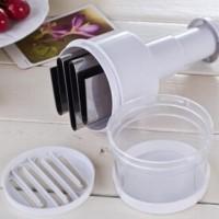 Kitchen Onion Chopper Hand Pressure / Penumbuk Bawang Berkualitas