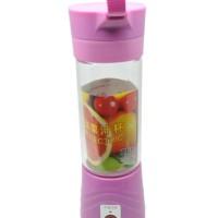 Portable Blender Juice Cup Mini Electric 380ML Recharge Diskon