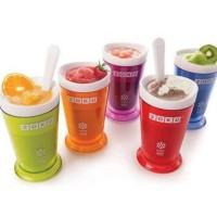 ZOKU Ice Cream Smoothie Milkshake Maker Cup / Gelas Pem Murah