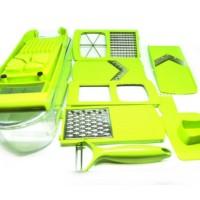 Kitchen 10 Sets of Small Tools Shredded Sliced / Set Pe Murah