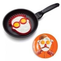 Egg & Pancake Rings / Pencetak Telur Diskon
