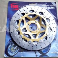 harga Disc Brake / Piringan Cakram Supra X 125 / Kharisma / Revo 320 Mm Tokopedia.com
