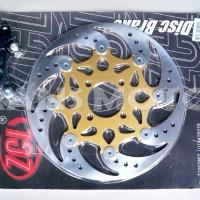 harga Disc Brake / Piringan Cakram Mio Sporty / Mio Soul / Fino 260 Mm Zcl Tokopedia.com